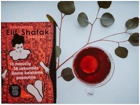 """Knygos apžvalga (Rūta Sakalauskienė). Elif Shafak """"10 minučių ir 38 sekundės šiame keistame pasaulyje"""""""