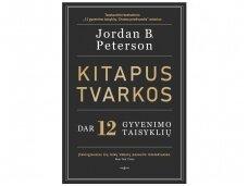 12 gyvenimo taisyklių į knygą sudėjęs Jordanas B. Petersonas: būkite dėkingas net ir kentėdamas