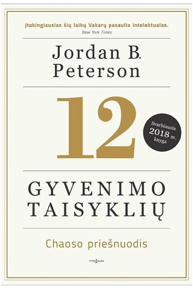 12 gyvenimo taisyklių
