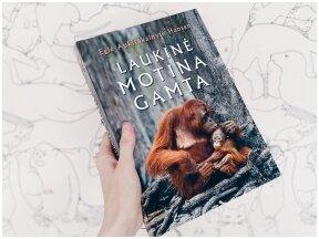 """Knygos apžvalga. E. Aukštakalnytė-Hansen  """"Laukinė Motina Gamta"""""""
