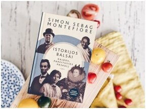 "Simon Sebag Montefiore ""Istorijos balsai"""