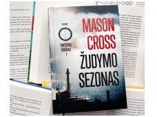 Knygos apžvalga. Mason Cross. ŽUDYMO SEZONAS (Say yes to books)