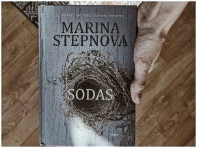 """Knygos apžvalga. Marina Stepnova """"Sodas"""" – didis džiaugsmas autorės gerbėjams"""