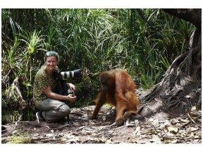 Afrikoje gyvenanti rašytoja Eglė Aukštakalnytė-Hansen: į laukinę gamtą baimės neštis negalima