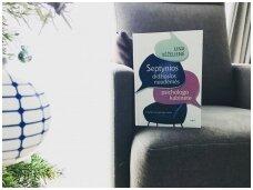 """Knygos apžvalga (Puslapis po puslapio). Lina Vėželienė """"SEPTYNIOS DIDŽIOSIOS NUODĖMĖS PSICHOLOGO KABINETE"""""""