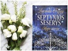 Knygos apžvalga (Skaitraštis). Lucinda Riley. Septynios seserys. Majos istorija