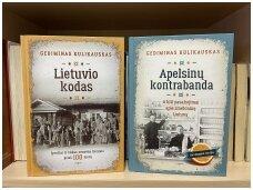 Knygoje apie smetoninę Lietuvą – pavasarį išauganti dviračių kontrabanda, apie potvynį pranešantys šernai