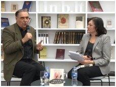 Algirdo Kaušpėdo novelių knygos pristatymas