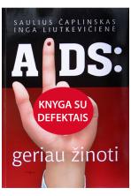 Aids: geriau žinoti (knyga su defektu)