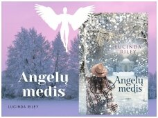 """Knygos apžvalga (Perskaitytų knygų dienoraštis). Lucinda Riley """"Angelų medis"""""""