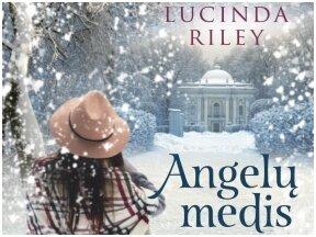 """Knygos apžvalga (Žinių radijas). L. Riley knyga """"Angelų medis"""" – apie moterų ryšius ir iš praeities atkeliaujančias paslaptis"""