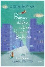 Baisus dalykas, nutikęs Barnabiui Broketui