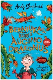 Berniukas, kuris augino drakonus