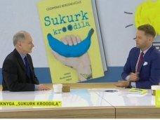 """Pokalbis su Gediminu Beresnevičiumi apie kūrybiškumą laidoje """"Labas rytas,Lietuva"""""""