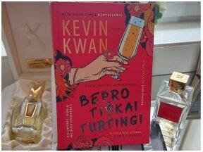 Knygos apžvalga (Mama ir vaikas skaito). Kevin Kwan. BEPROTIŠKAI TURTINGI