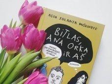 """Knygos apžvalga (Juoda lentyna). Asta Jolanta Miškinytė """"Bitlas, Ana Orka ir Aš"""""""