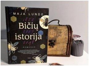 Knygos apžvalga (Greta Brigita). BIČIŲ ISTORIJA - Maja Lunde