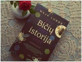 """Knygos apžvalga. M. Lunde """"Bičių istorija"""""""