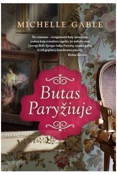 Butas Paryžiuje( knyga su defektu)