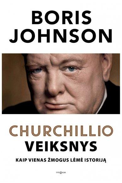 Churchillio veiksnys