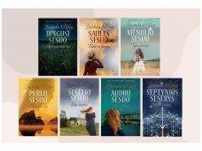 """Po rašytojos L.Riley mirties pasirodys paskutinė """"Septynių seserų"""" ciklo knyga"""