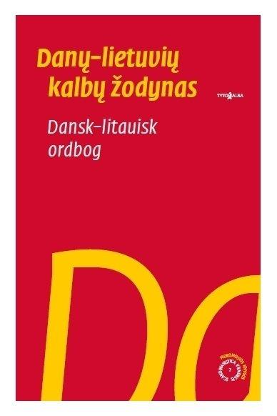 Danų–lietuvių kalbų žodynas