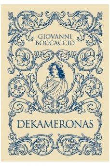 Dekameronas(knyga su defektu)
