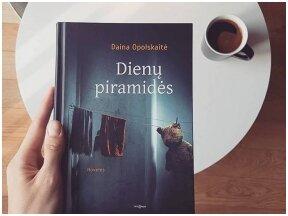 """Knygos apžvalga (Book I Took). Daina Opolskaitė """"Dienų piramidės"""" – tiesiog nuostabi knyga be jokių nesąmonių"""