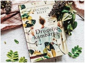 Knygos apžvalga (meilė.knygoms). Lucinda Riley. DRUGELIŲ KAMBARYS