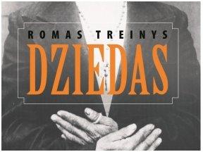 """Grigorijaus Kanovičiaus literatūrinė premija skirta Romui Treiniui už romaną """"Dziedas"""""""