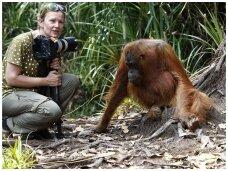 Laukinę gamtą prisijaukinusi Eglė Aukštakalnytė-Hansen praeityje paliktos aktorystės nesigaili: gyvenimas Afrikoje įkvėpė naujai knygai