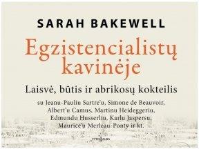 Knygos apžvalga (Eglė Mikulskaitė). Kas bendra tarp kavinės ir filosofijos?