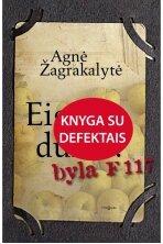 Eigulio duktė: byla F 117 (knyga su defektu)