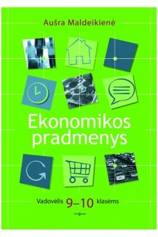 Ekonomikos pradmenys 9–10 klasėms