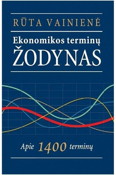 Ekonomikos terminų žodynas