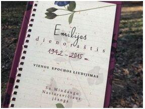 Knygos apžvalga (Jurga Mandrijauskaitė). Emilijos dienoraštis