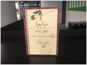 """Knygos apžvalga (Audrius Ožalas). """"Emilijos dienoraštis. 1942–2015 m. Vienos epochos liudijimas"""""""