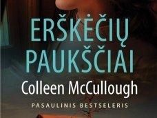Knygos apžvalga (Púikis). Colleen McCullough. ERŠKĖČIŲ PAUKŠČIAI