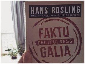 """Knygos apžvalga (Book I took). Hans Rosling """"Faktų galia"""" (""""Factfulness"""") – nustebsi, kaip neteisingai MĄSTAI apie pasaulį"""