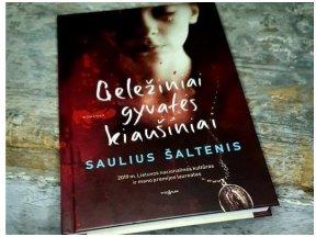 """Knygos apžvalga (Laikas knygai). Saulius Šaltenis. """"Geležiniai gyvatės kiaušiniai"""""""