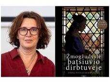 """Naujas Ginos Viliūnės romanas """"Žmogžudystė batsiuvio dirbtuvėje"""" – kelionė po intrigų ir paslapčių kupiną XVI amžiaus Vilnių"""