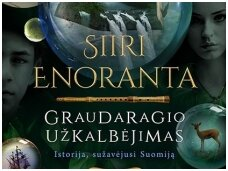 Knygos apžvalga (kąskaityti.lt). Siiri Enoranta. Graudaragio užkalbėjimas.