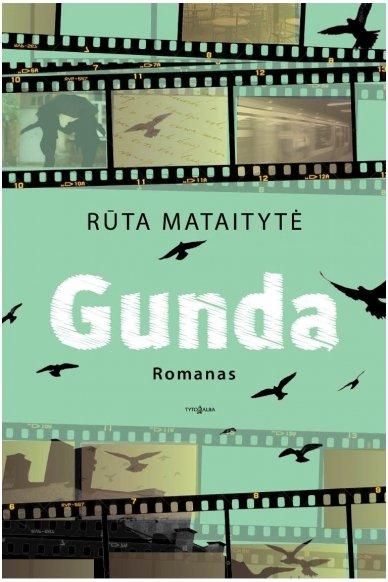 Gunda( knyga su defektu)