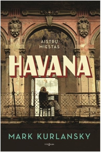 Havana (Knyga su defektu)