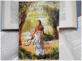 Knygos apžvalga (Greta Brigita). HELENOS PASLAPTIS – Lucinda Riley