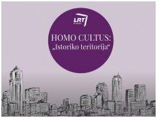 Homo cultus. Istoriko teritorija. Žemė be homo sapiens?