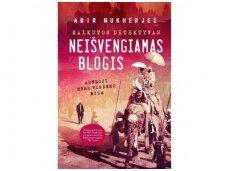 """Knygos apžvalga. Abir Mukherjee """"Neišvengiamas blogis"""""""