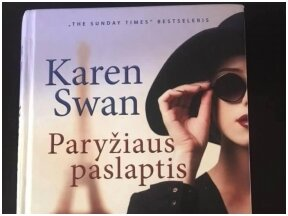 Knygos apžvalga. Karen Swan. Paryžiaus paslaptis