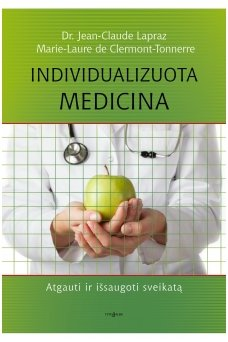 Individualizuota medicina (knyga su defektu)
