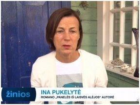 """Pokalbis su romano """"Panelės iš Laisvės alėjos"""" autore Ina Pukelyte – apie atrastą ir prarastą Kauno dvasią."""